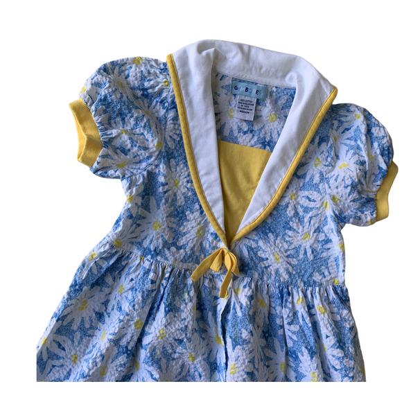 Vintage 90s Gymboree dress Medium